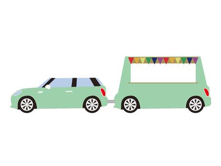 Kitchen car