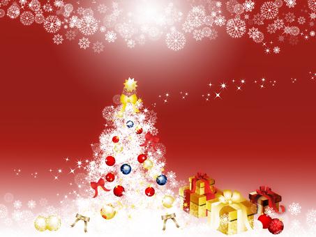 크리스마스 _red