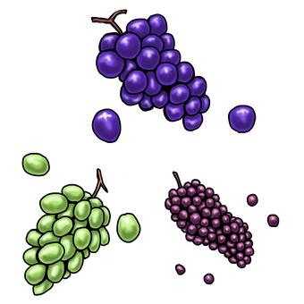 Grapes Various