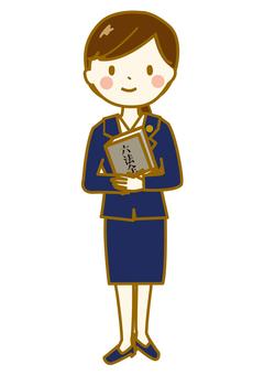 Female lawyer 1