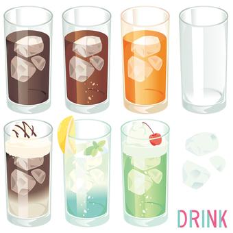 음료 세트 01