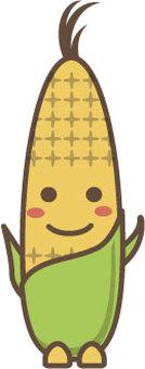 Corn Characters 3