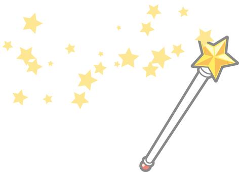 Wand (star magic)
