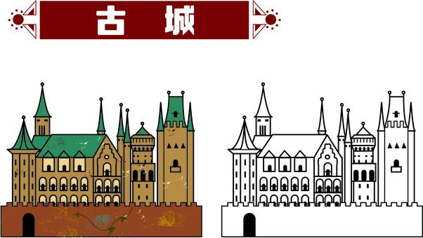 Castle (Western-style building, castle)