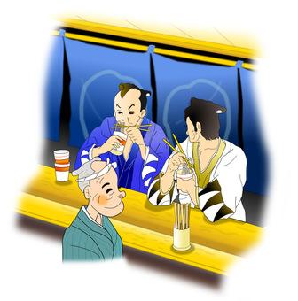 Toshi-koshi soba