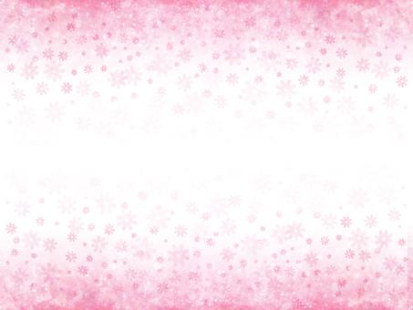 Flower frame 2 (Pink 3)