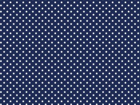 Star pattern white