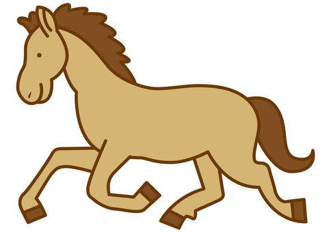 Horse 4c