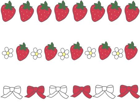 Strawberry line set