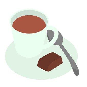 커피와 초콜릿