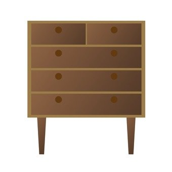 Wood chest 2
