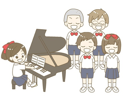School performance party 2
