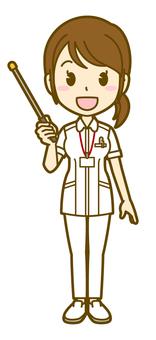 女(護士):A_點05 FS