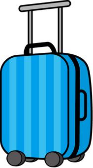 Suitcase (light blue)
