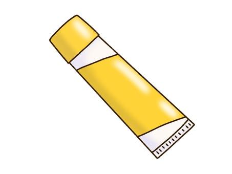 Ginger tube (no letters)