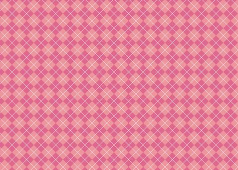 Check Pattern _ Pink