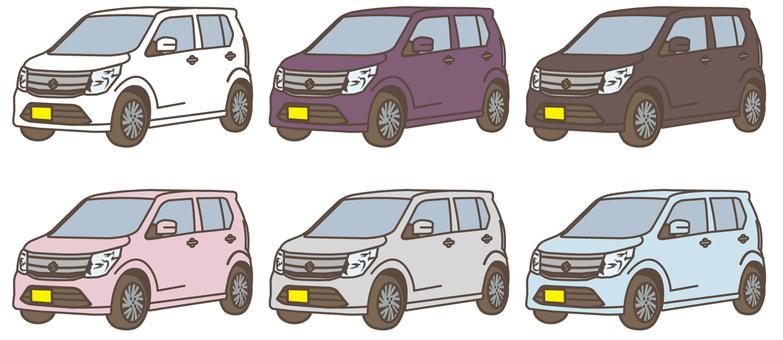 軽 Auto 12