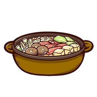 부글 부글 오래 끓인 영양가 냄비