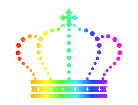 Crown Rainbow 3