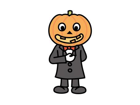 Jack Lantern's Butler 1