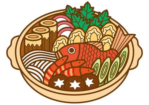 Seafood salad 4c
