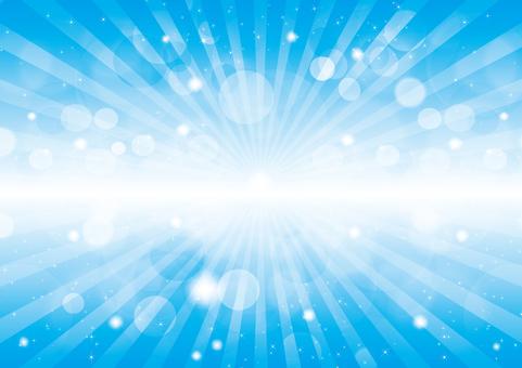 Blue sparkle 5