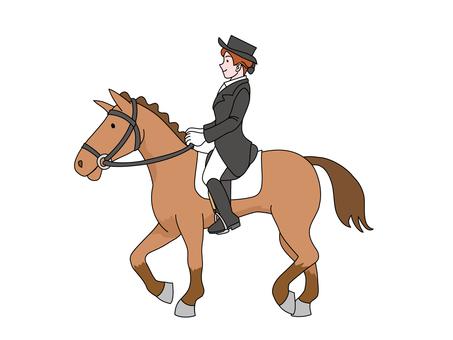 Equestrian sports 1