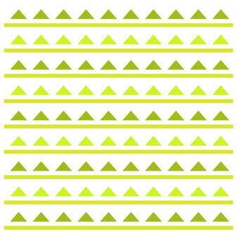 Pattern with green