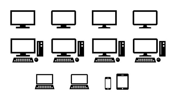 Personal computer, smartphone, tablet