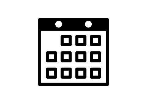 Calendar icon 01