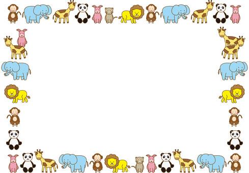 動物園(フレーム)