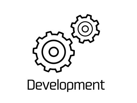 개발 아이콘
