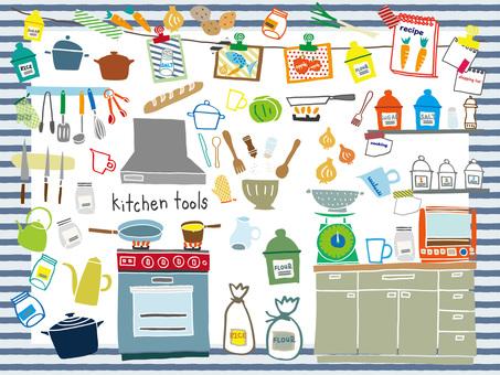 廚房用具1