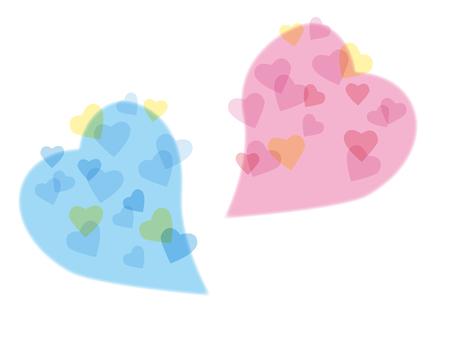 Heart twin