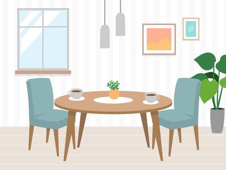 Dining room ①