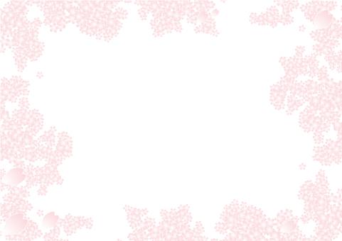 "Frame ""Sakura"" -1"