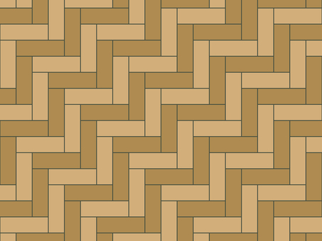 Floor pattern background brown