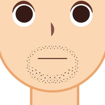 Beard (various types)