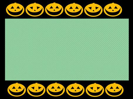Halloween frame and memo pad 3