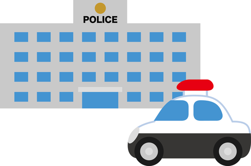Simple police station