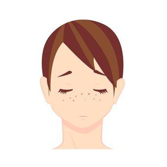 Skin trouble (Sekkasu)