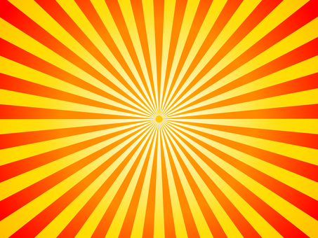 Yellow and red radiation