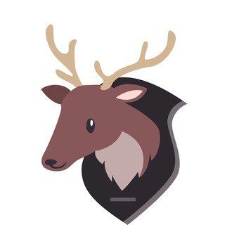 사슴 박제
