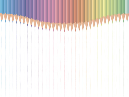 Color pencil frame 3