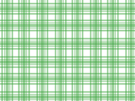 Plaid background (green)