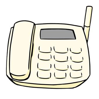 Fixed-line phone