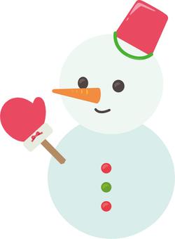 Snowman's illustration