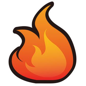 불꽃 아이콘