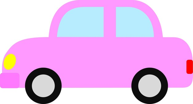 Automobile (pink)