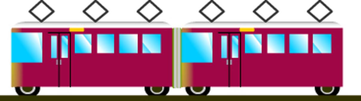 Train Hankyu